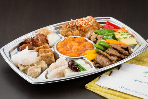 【TAKE OUT】ホテルメイドの美味を愉しむ「中国料理パーティーセット」中国料理 竹園