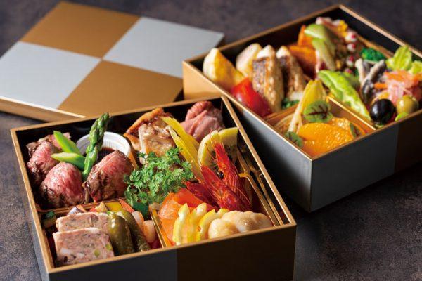 ホテルの味をお届け!「洋食オードブル」&「仕出し弁当」