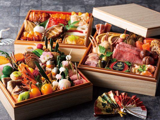 東武ホテルレバント東京【謹製おせち 2022】早割★ご予約特典がございます