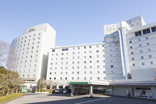 成田東武ホテルエアポート外観写真