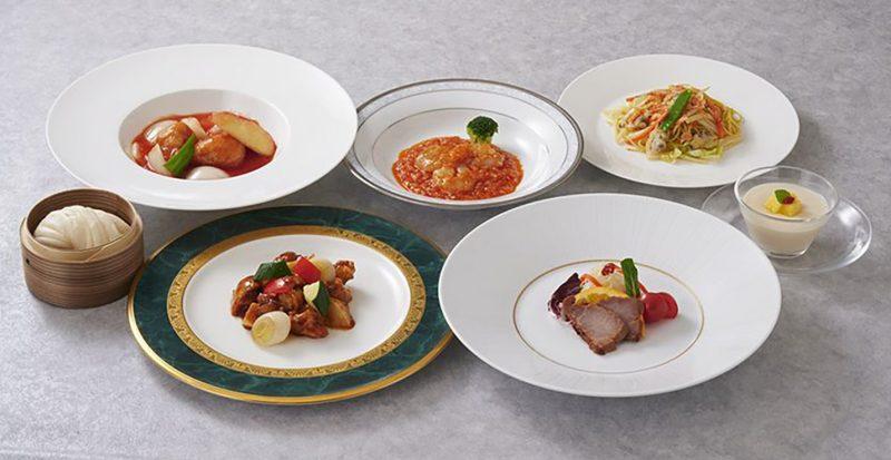 【中国料理 竹園】カジュアルランチコース「茉莉花」のご案内