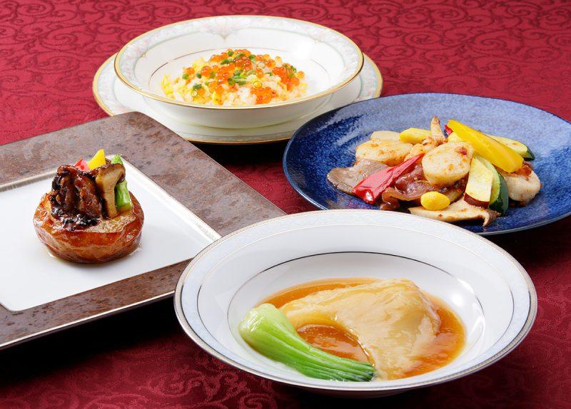 【中国料理 竹園】「食材王国みやぎフェア」特別ディナーコースのご案内
