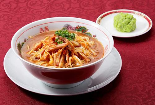 【中国料理 竹園】10月11日~10月15日のランチメニューのご案内