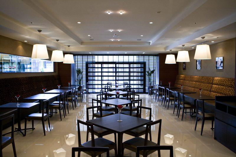 カフェレストラン「オアシス」貸切り営業のお知らせ