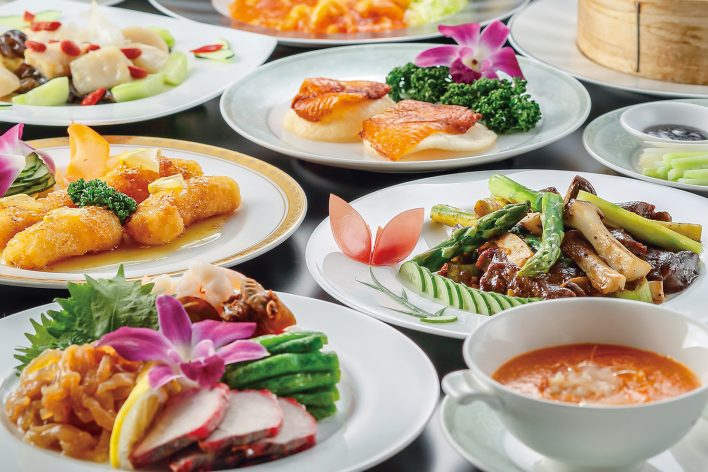 中国料理コース
