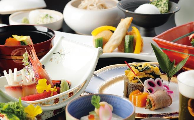 日本料理簾のお料理