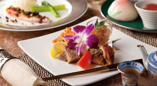 中国料理竹園のお料理
