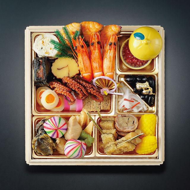 日本料理[一段重]写真
