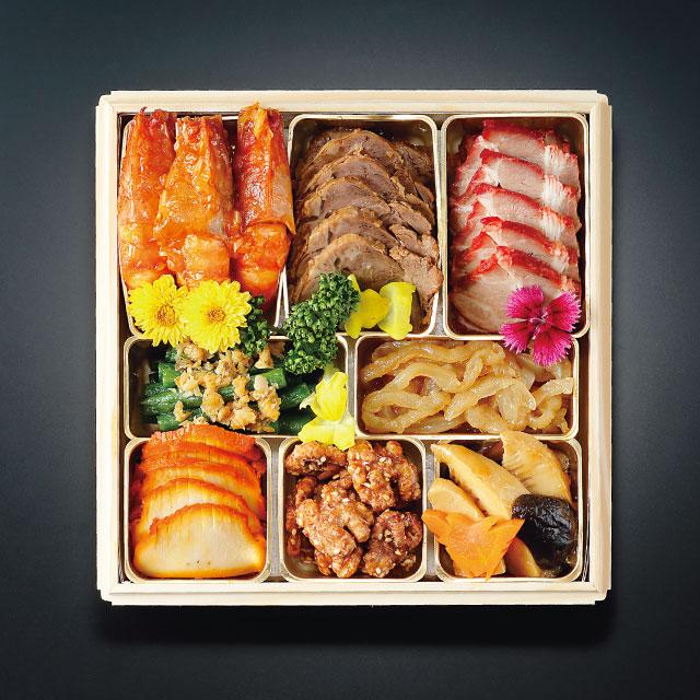 中国料理[一段重]写真