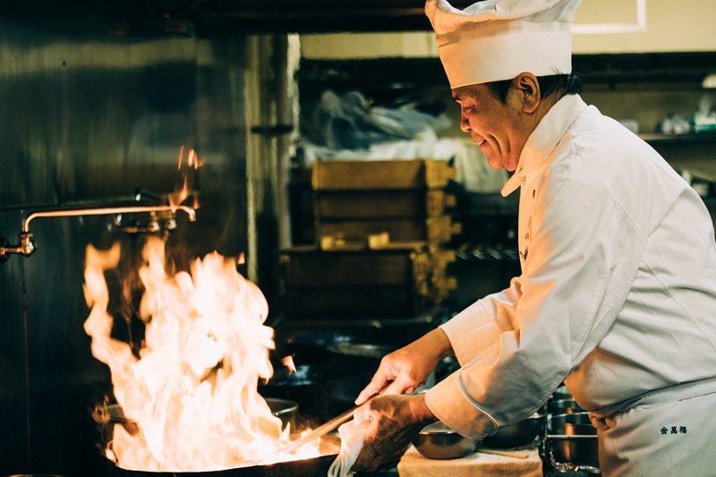 中国料理「竹園」2020年7月週替わりランチメニュー