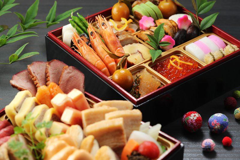 【ご予約承り中】「2021年新春 おせち料理」新しい年のはじまりに。日本料理、フランス料理、中国料理の味わいをご家族皆様でお愉しみください。