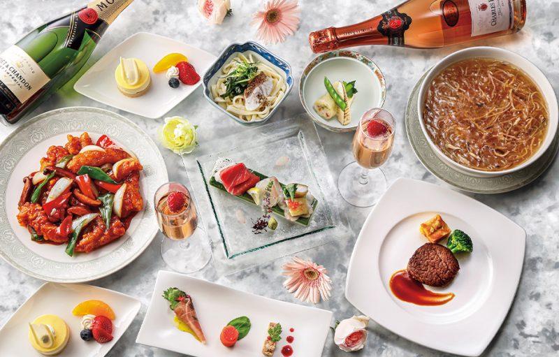 【ご宴会プランのご案内】規模や目的に合わせホテルならではの美食と安心・安全なサービスを皆様に