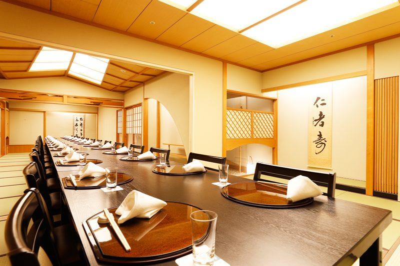 日本料理「簾(れん)」